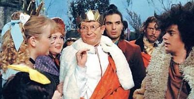 foto z filmového zpracování