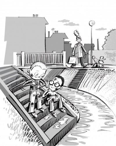 ilustrace: Milan Starý
