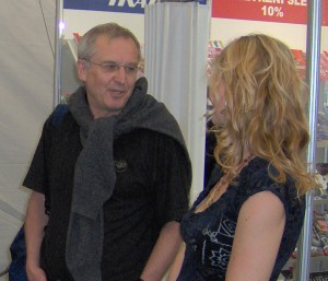 Miloš Kratochvíl a Markéta Vydrová